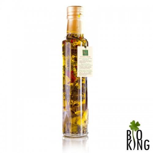 Oliwa Extra Virgin z aromatycznymi ziołami