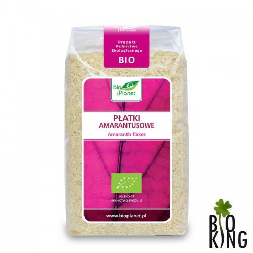 Płatki amarantusowe bio - Bio Planet