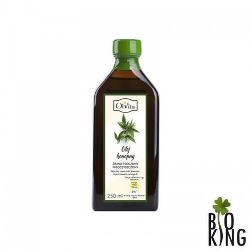 Olej konopny - Ol'vita
