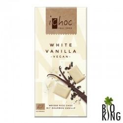 Ichoc czekolada biała z wanilią bio - Vivani
