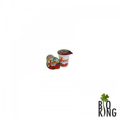 Jogurt truskawkowy - O.S.M. Jasienica