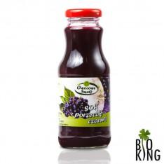 Sok z czarnej porzeczki bio - Owocowe Smaki
