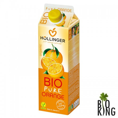 Sok z pomarańczy ekologiczny - Hollinger