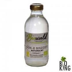 Sok z brzozy bez cukru bio - Biowald
