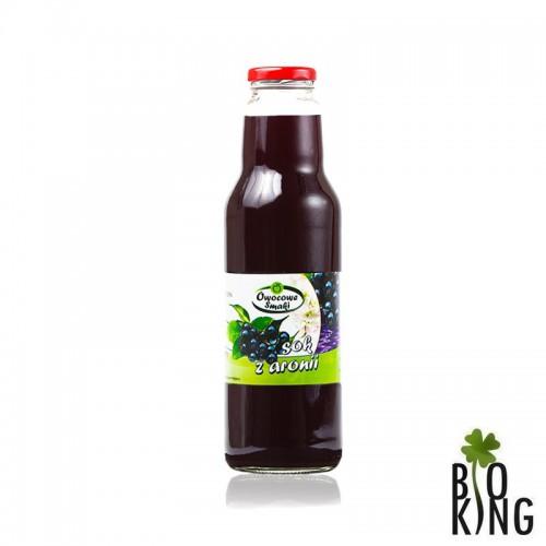 Ekologiczny sok z aronii bio - Owocowe Smaki