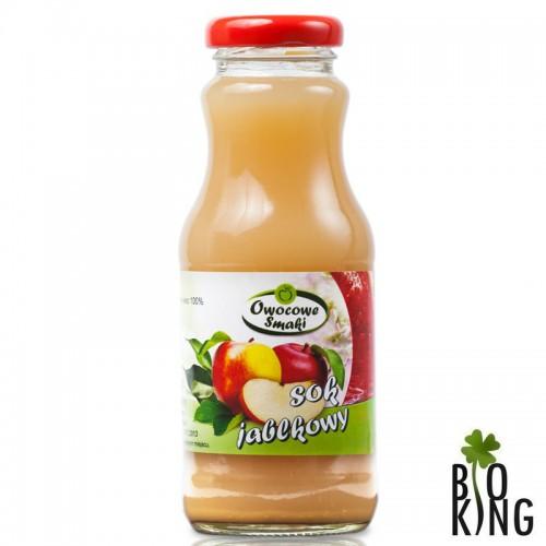 Ekologiczny sok jabłkowy bio - Owocowe Smaki