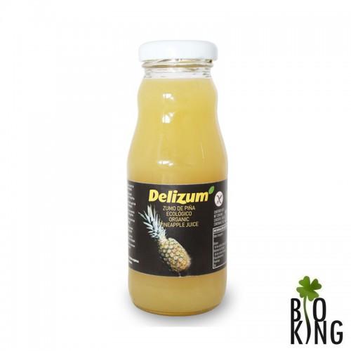 Ekologiczny sok ananasowy bio -Delizum