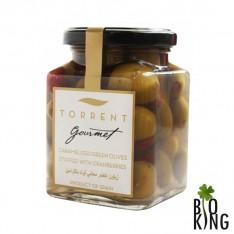 Karmelizowane oliwki z żurawiną Gourmet - Torrent