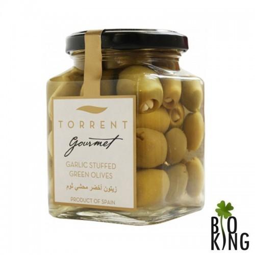 Oliwki Gourmet nadziewane czosnkiem - Torrent
