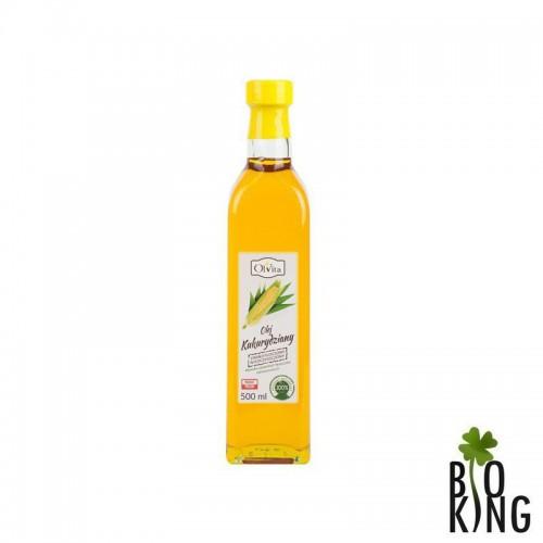 Olej kukurydziany zimnotłoczony Ol'vita