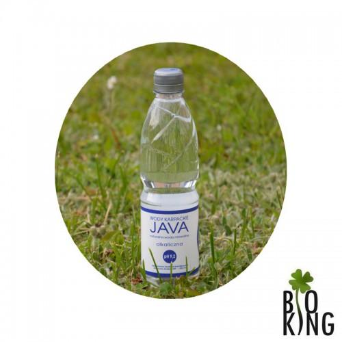 Woda alkaliczna Java pH 9,2 - butelka PET