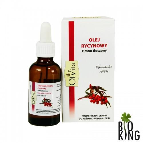 Olej rycynowy kosmetyczny Ol'Vita
