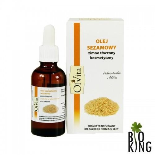 Olej sezamowy kosmetyczny Ol'Vita