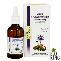Olej z ogórecznika kosmetyczny Ol'Vita