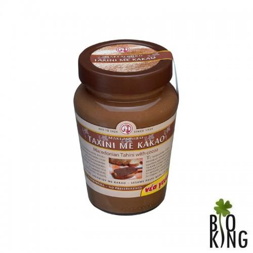Tahini macedońskie z kakao Haitoglou Bros