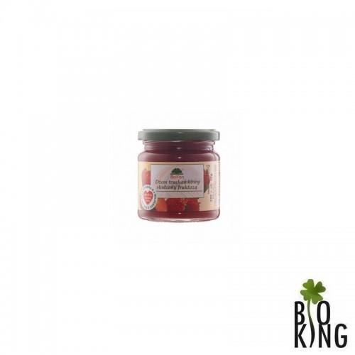 Dżem truskawkowy słodzony fruktozą Boifan