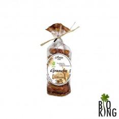 Grunchy ciasteczka orkiszowe 4 płatki Ania