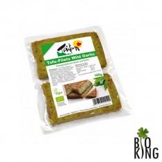 Kotleciki tofu bio z czosnkiem Taifun