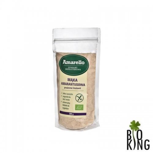 Mąka amarantusowa bez glutenu prażona Amarello