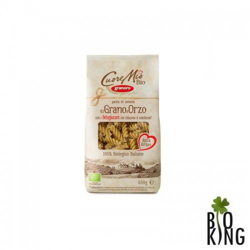 Makaron pszenny z jęczmieniem bio Granoro