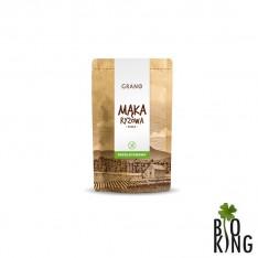 Mąka ryżowa biała bez glutenu Grano