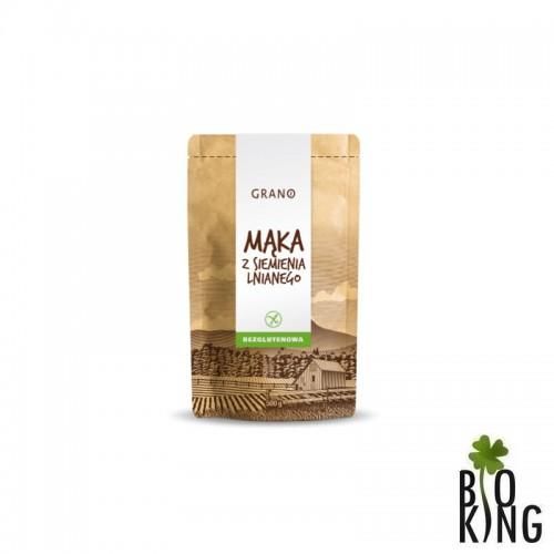 Mąka z siemienia lnianego bezglutenowa Grano