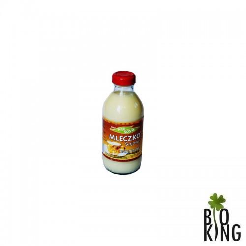 Mleczko sojowe naturalne lub smakowe Rumix