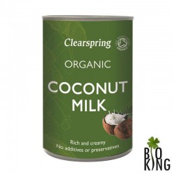 Organiczne mleko kokosowe Clearspring