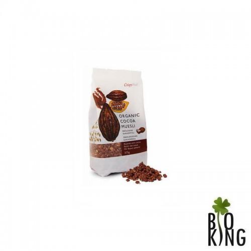 Musli chrupkie kakaowe bio Crispy Food