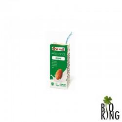 Napój migdałowy bio słodzony agawą Ecomil
