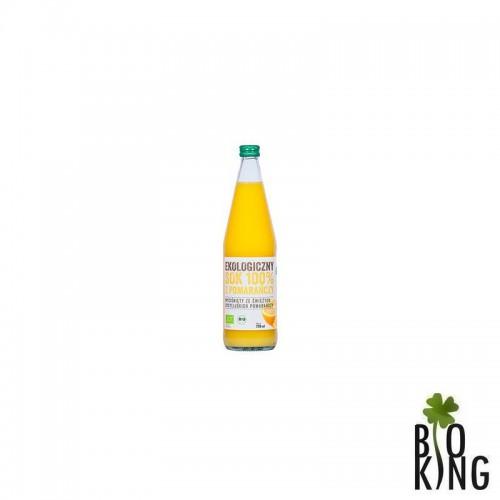 Sok z pomarańczy ekologicznych 100% EkoWital