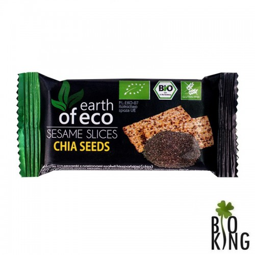 Sezamki organiczne z chia Earth of Eco