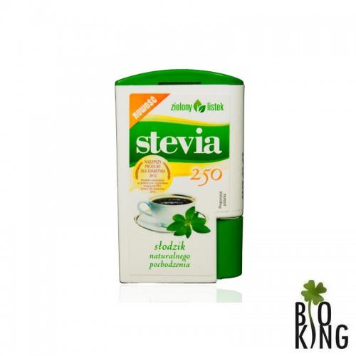Słodzik Stevia tabletki Zielony Listek Domos