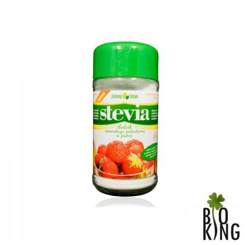 Słodzik stołowy Stevia puder Zielony Listek Domos
