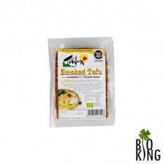 Tofu wędzone bio z migdałami i sezamem Taifun