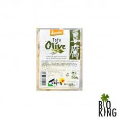 Tofu ekologiczne z oliwkami Taifun
