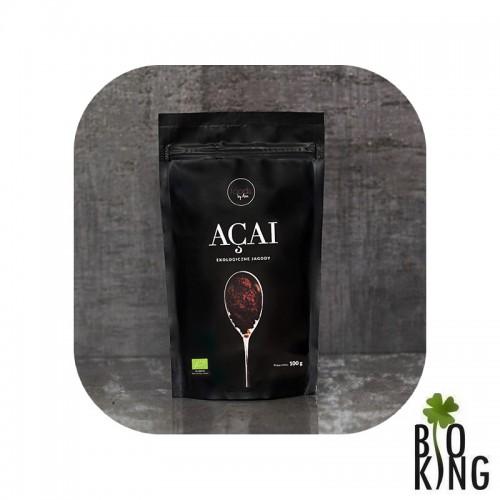Bio Acai jagody suszone Foods by Ann