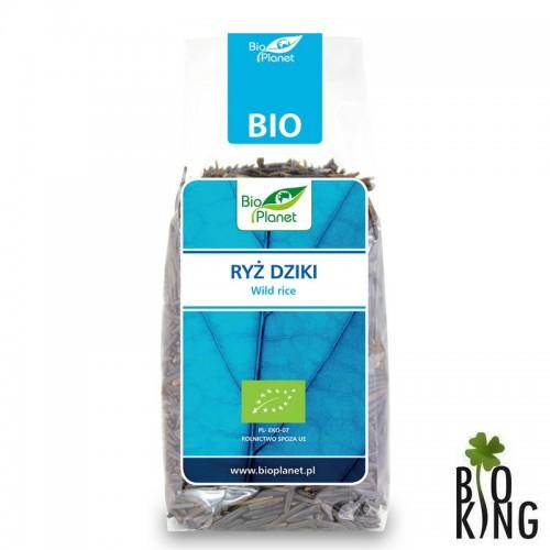 Ryż dziki organiczny bio Bio Planet