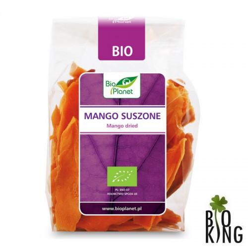 Mango suszone organiczne bio Bio Planet