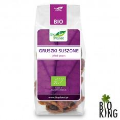 Gruszki suszone organiczne bio Bio Planet