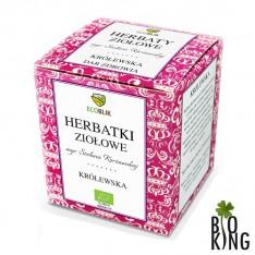 Herbata Królewska ziołowa bio EcoBlik