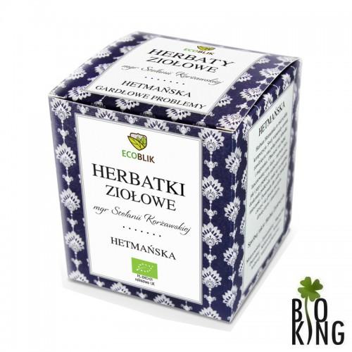 Herbata Hetmańska ziołowa bio EcoBlik