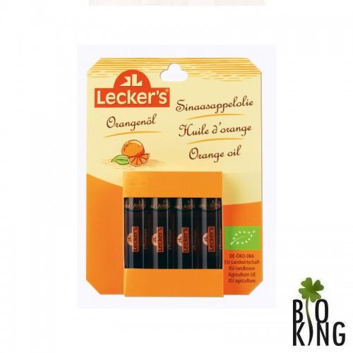 Aromat pomarańczowy naturalny bio Leckers