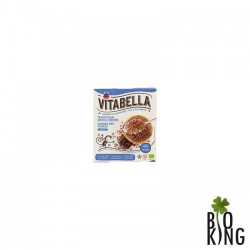 Płatki śniadaniowe ryżowe czekoladowe Vitabella