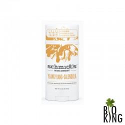 Dezodorant bio w sztyfcie ylang-ylang Schmidts