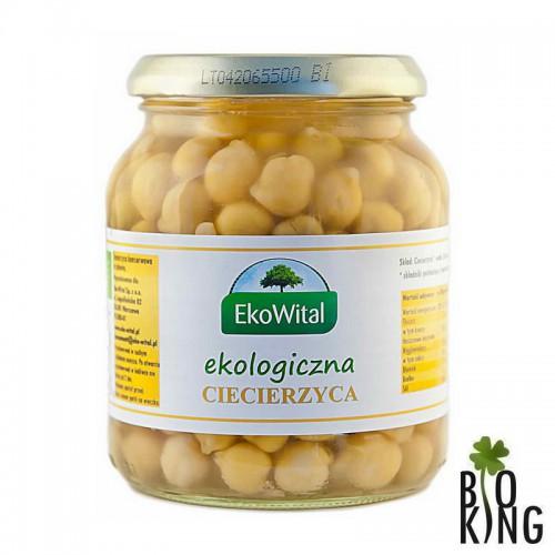 Ciecierzyca bio organiczna w zalewie EkoWital