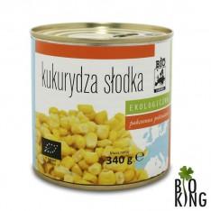 Kukurydza słodka bio konserwowa Bio Europa