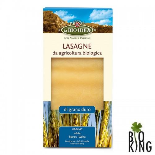 Makaron lasagne semolinowy bio La Bio Idea