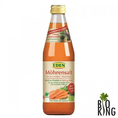 Sok marchewkowy bezglutenowy Bio