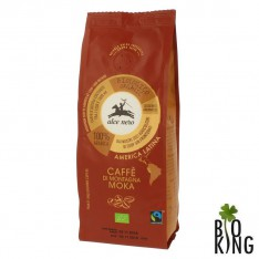 Kawa 100% arabica moka bio fair trade Alce Nero